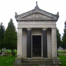 Grobna kapela grofa P. Pejačevića